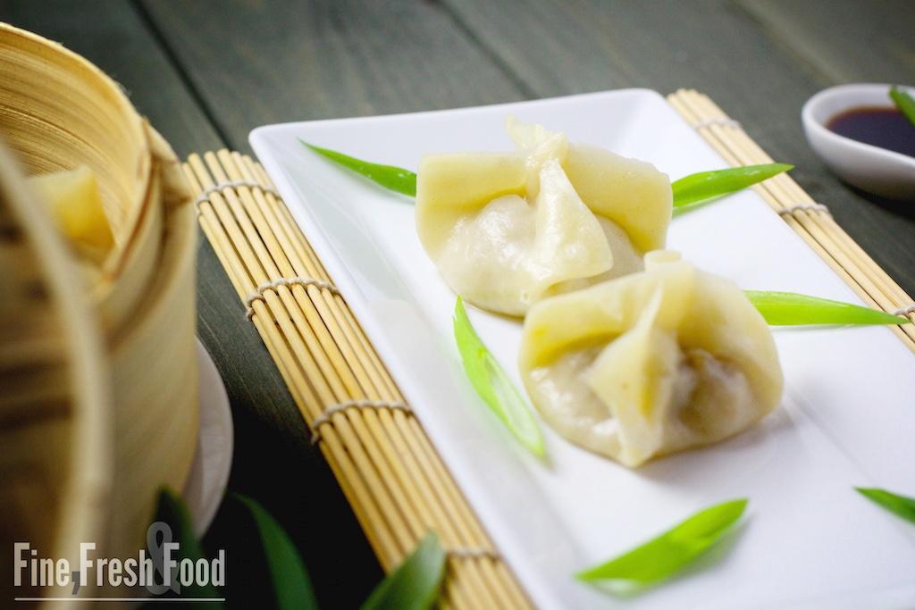 Jiaozi – Chinesische Teigtaschen