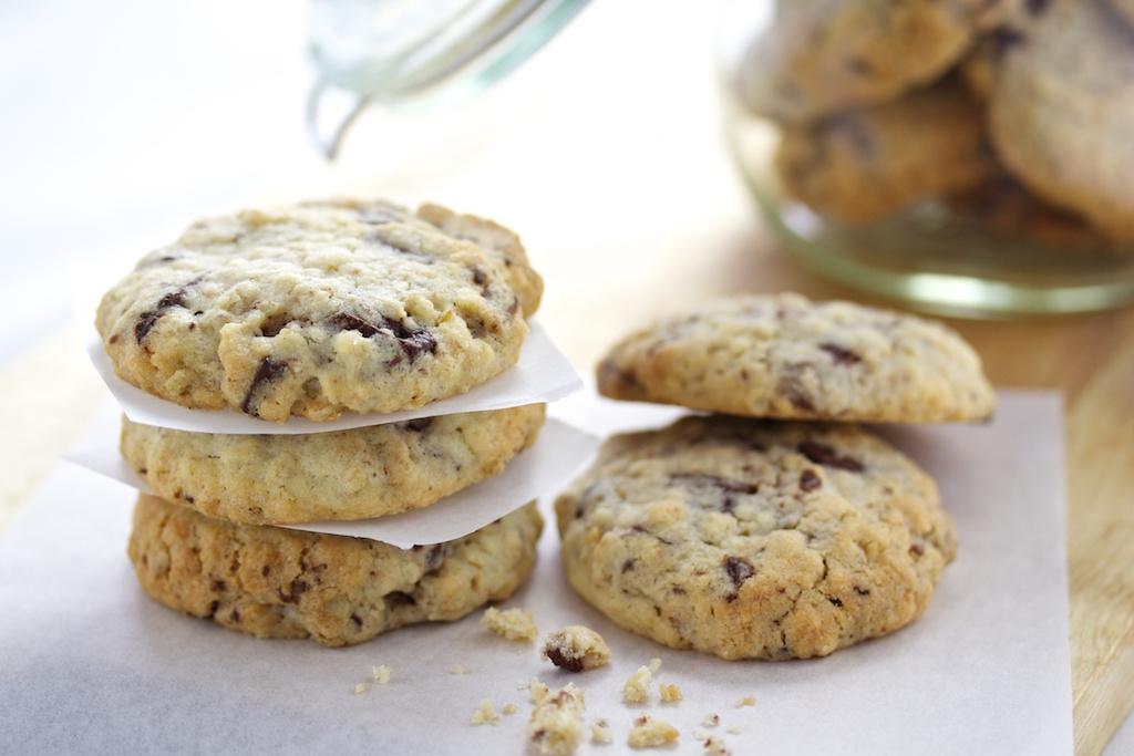 Haferflocken-Schokoladen-Kekse